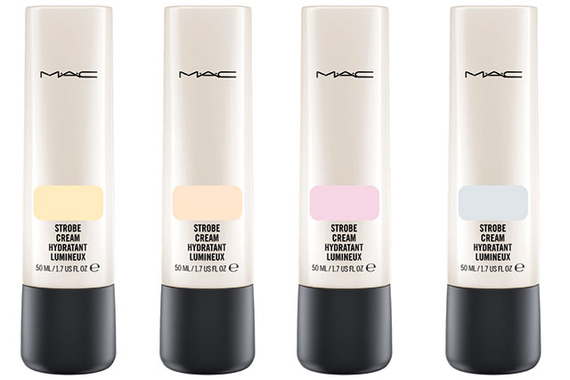 M.A.C's iconic strobe cream will be coming in new shades