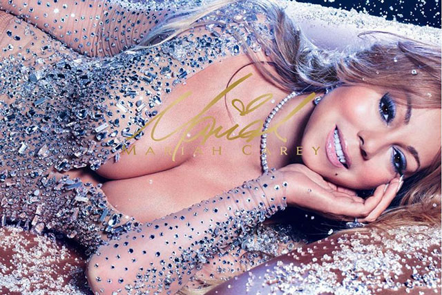 See Mariah Carey's new M.A.C holiday collection