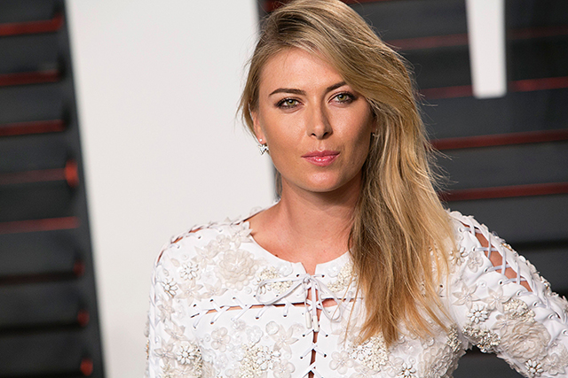 Maria Sharapova's surprising post-tennis career move