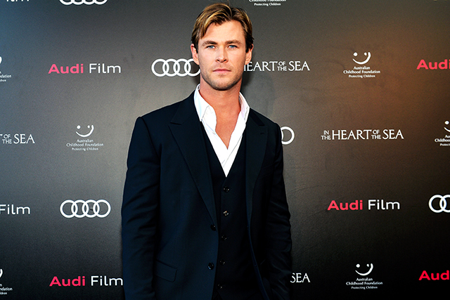 A date with Thor: Chris Hemsworth on why he needs to do more than act