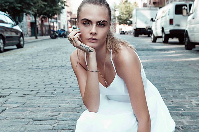 Cara Delevingne on being rejected and how she struggles to stay skinny