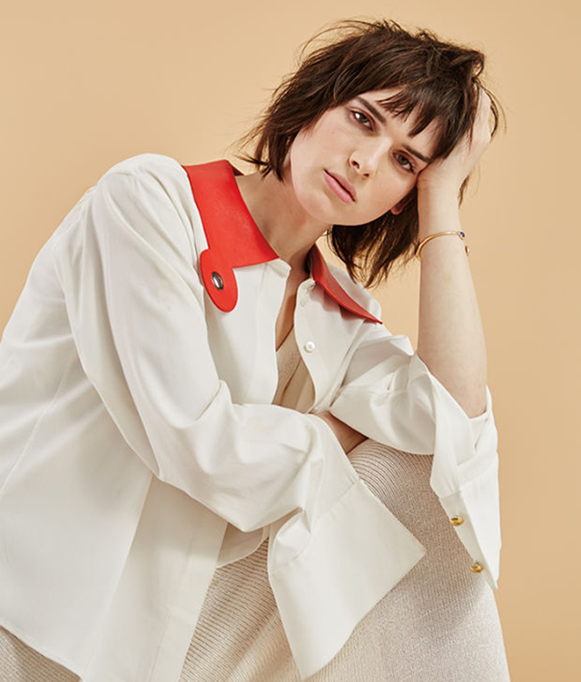 Breaking: Transgender model Hari Nef signs with IMG
