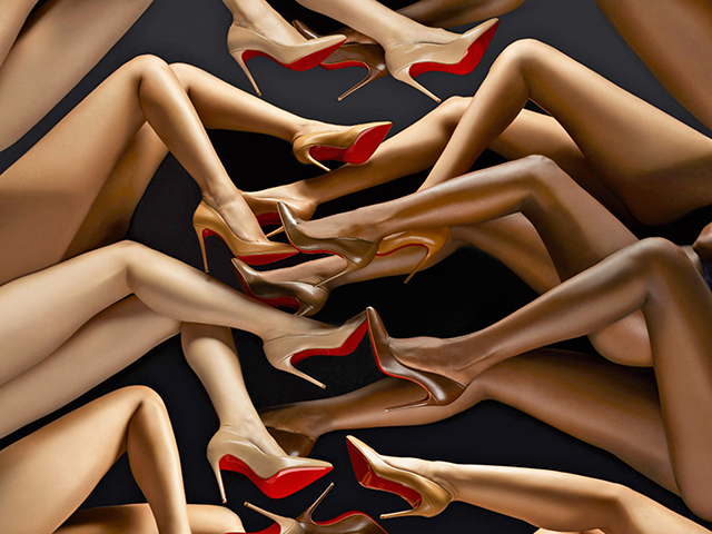 New nudes: Louboutin launches skin-toned heels for all