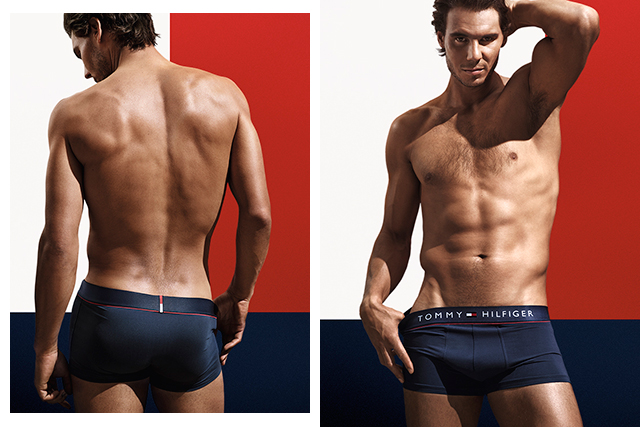 Exclusive: Rafael Nadal talks posing for Tommy Hilfiger