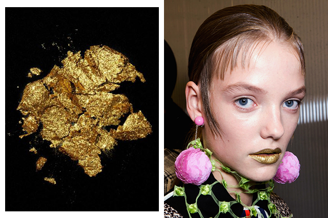 Strike gold: Pat McGrath's debut make-up goes on sale tonight