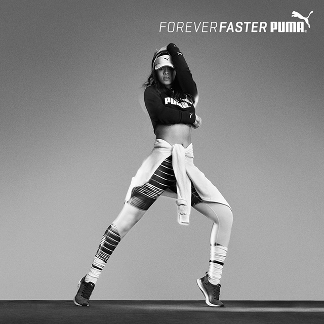 RiRi pockets a cool million from her gig with Puma