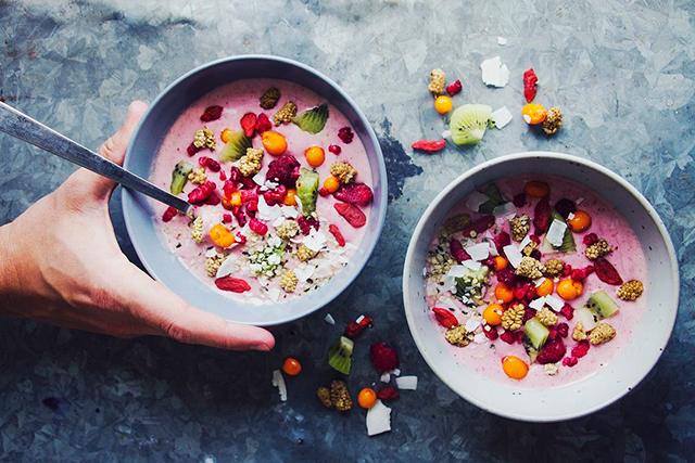 Bikini ready? Eat your way there with the best smoothie bowls