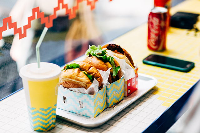 Melbourne's answer to In-N-Out Burger has a new venue
