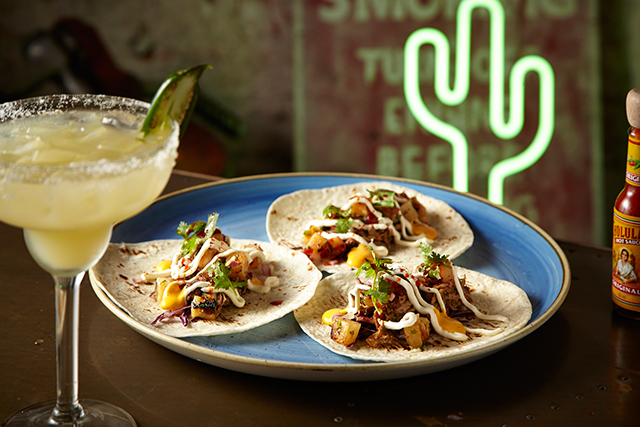 The new Tex-Mex mecca for your taco and margarita fix