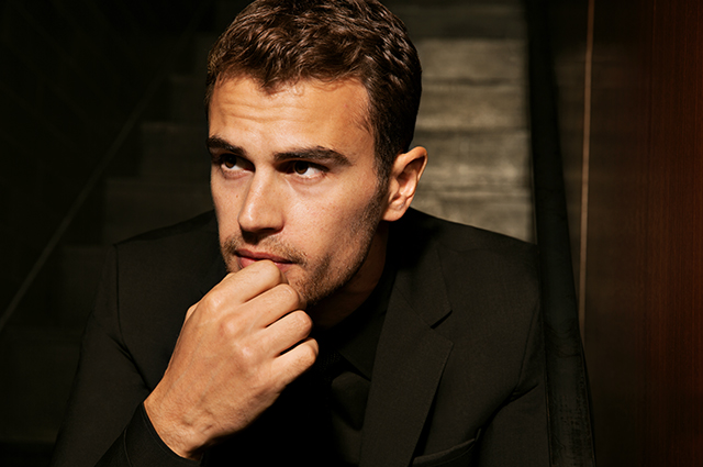 Divergent's Theo James talks discos, ex-girlfriends and the power of scent