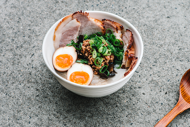 Two of Sydney's top chefs go head to head for the ultimate ramen