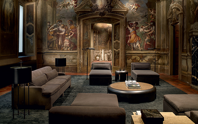 Bottega Veneta presents its luxe home collection in Milan