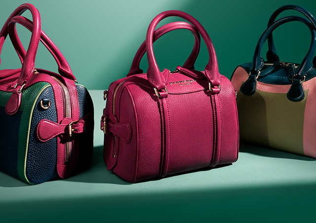 The buzz: new Bee bags by Burberry