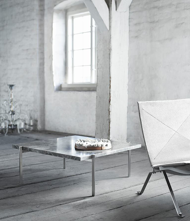 Shades of grey: iconic Danish designs reworked