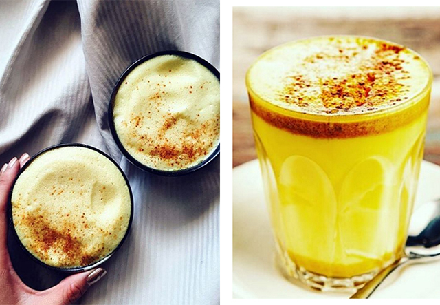 Turmeric lattes are trending, and this is why