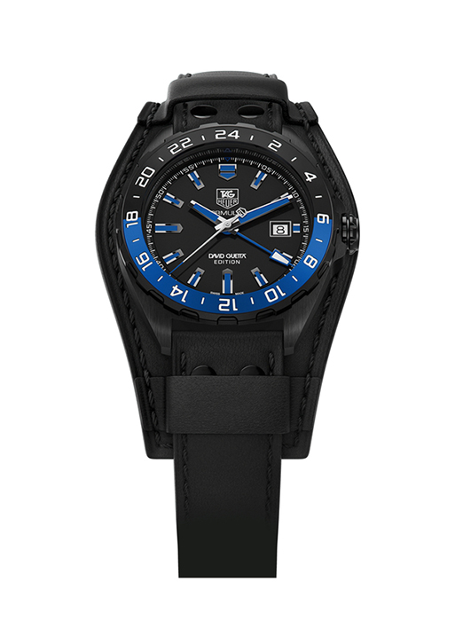DJ David Guetta partners with Tag Heuer