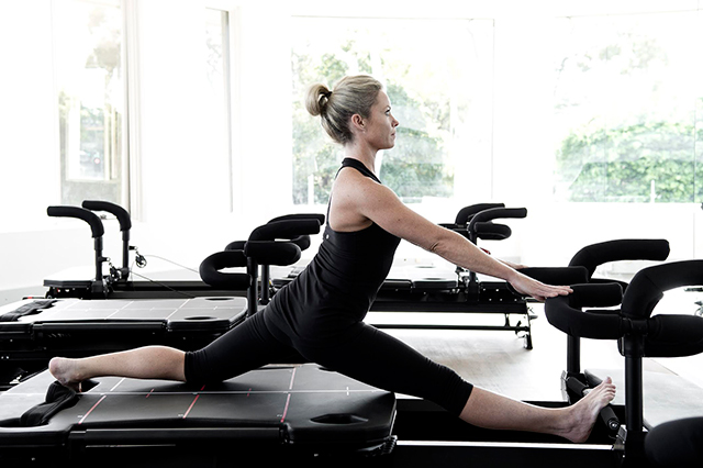 Pilates, but not as you know it