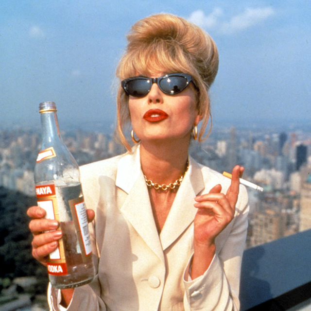 Ab Fab's Patsy is transgender