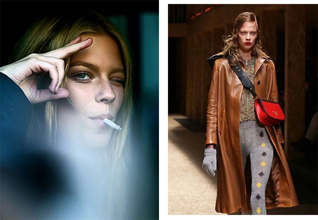 Get to know fashion's freshest bad girl, Lexi Boling