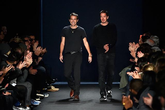 Breaking: Rag & Bone's co-founder and CEO is exiting the label