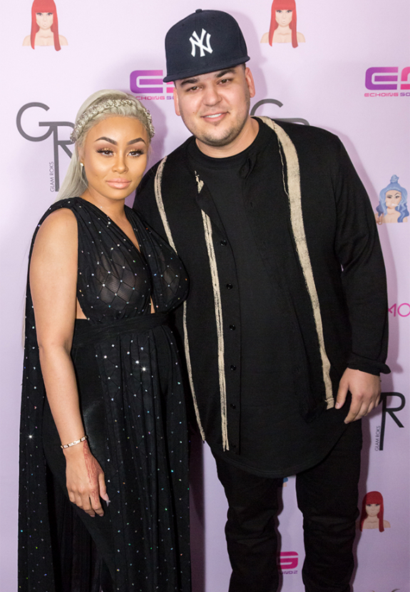 Say hello to Rob & Chyna: the new Kardashian 'doco' the world didn't ask for