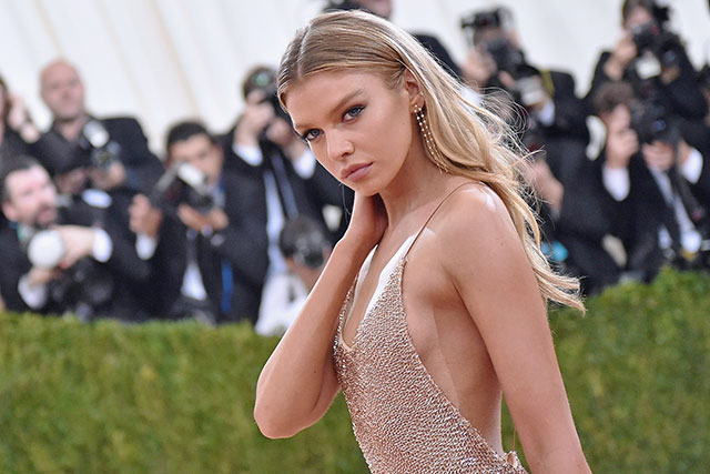 Stella Maxwell just landed a major beauty gig