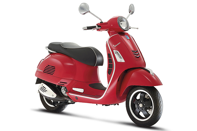 When in Rome: test driving the new Vespa Sprint