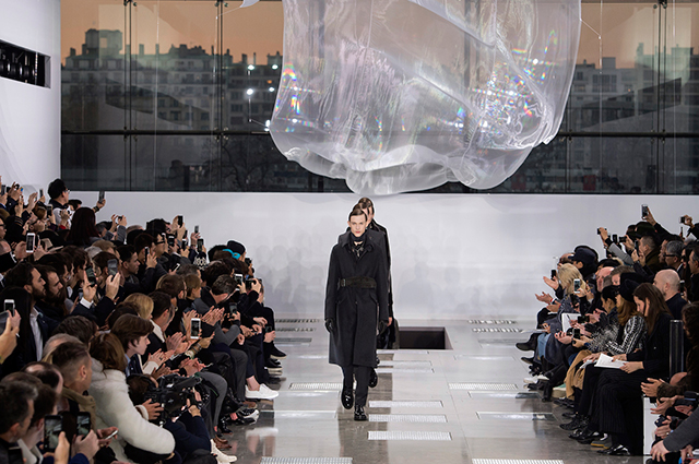 Watch the Louis Vuitton show live from Paris tonight