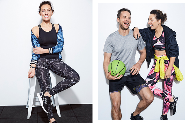 Zoë Foster Blake on beauty, workouts and training with husband Hamish