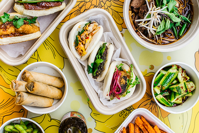 Sink baos and beer at Sydney's newest casual dining hotspot