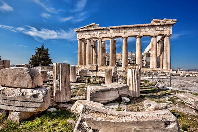 Buro city guide: Athens