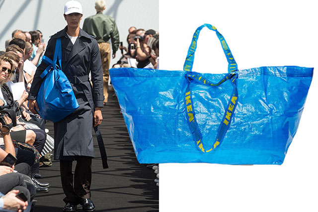 IKEA claps back at Balenciaga s  copycat  designer bag  70556fdf05c28