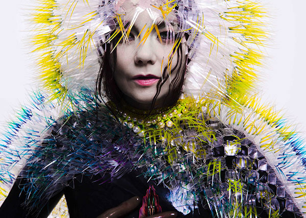 Bjork's virtual reality opens in London