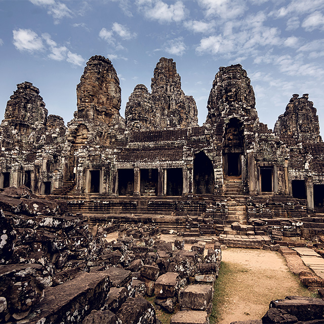 Travel diary: the sights and personalities of Cambodia