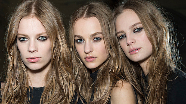 Trending now: your autumn/winter 2015 beauty cheat sheet