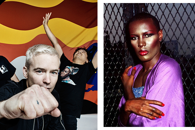 The Avalanches, Grace Jones and Justice headline new music festival