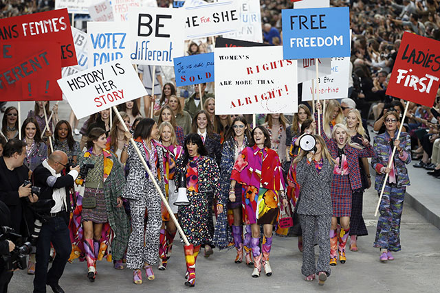 Why NYFW is getting political this year