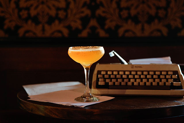 Darlinghurst just scored a new Film Noir-inspired bar