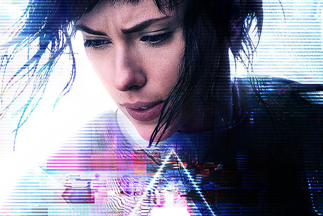 Ghost in the Shell trailer: Scarlett Johansson's controversial new film