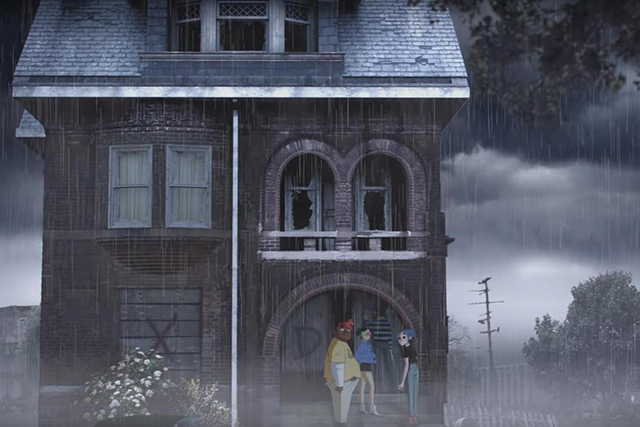 Gorillaz want to creep out fans with IRL haunted houses