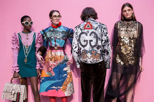 Live from Milan: watch the Gucci A/W 2018 runway show