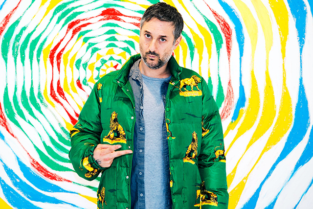 Guess which WAY controversial book Harmony Korine is adapting?