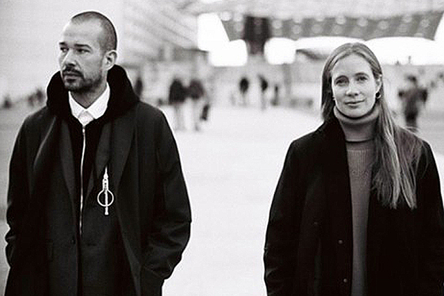 Jil Sander hires husband & wife duo from Dior and Supreme