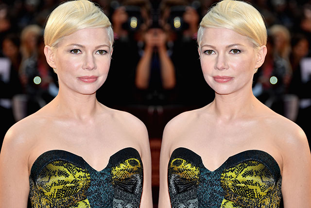 Which iconic singer is Michelle Williams set to play?