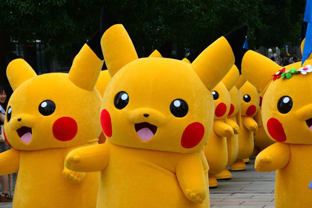 Why are Pokémon fans protesting in the streets?