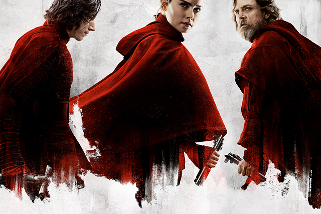A NEW Star Wars: The Last Jedi trailer just dropped!
