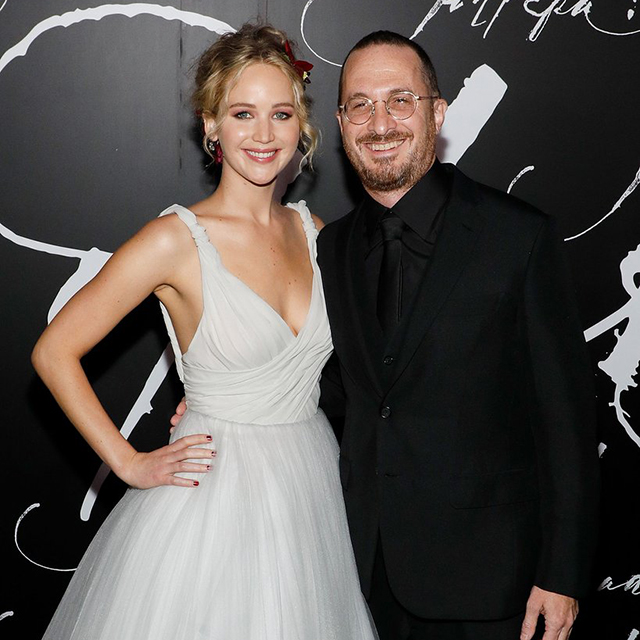 Jennifer Lawrence and Darren Aronofsky: Sources claim the couple split in October but remain close friends. The pair had been dating for about a year after working together on the thriller, mother!