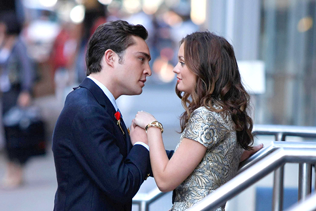 "01.	Even the creators loved Chuck and Blair more: ""Serena and Dan were the original couple because they're in the pilot,"" said Safran. ""But it was always Chuck and Blair, and we always loved writing for them."" Ed Westwick's chemistry with Leighton Meester played a big role in steering the direction of their relationship."