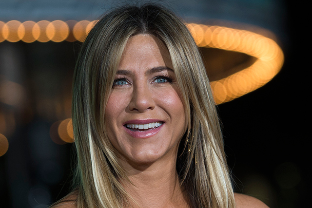 2. Jennifer Aniston: $25.5m