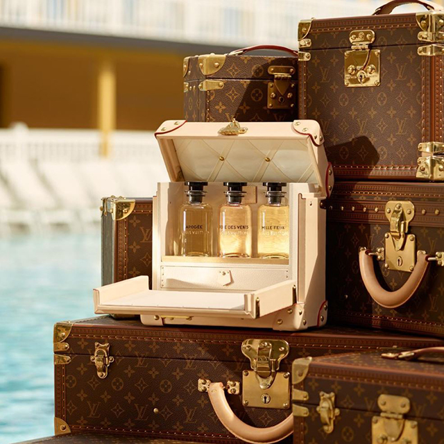 14. Louis Vuitton is one of the most recognisable brands in the world; little wonder it inspires admirers.